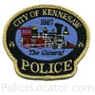 Kennesaw Police Department Patch