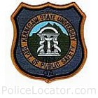 Kennesaw State University Police Department Patch