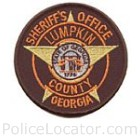 Lumpkin County Sheriff's Office Patch