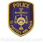 McCaysville City Police Department Patch