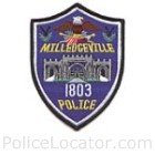 Milledgeville Police Department Patch