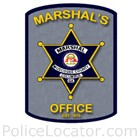 Muscogee County Marshal's Office Patch