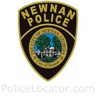 Newnan Police Department Patch