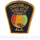 Crossville Police Department Patch