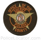 Pulaski County Sheriff's Office Patch