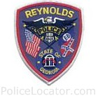 Reynolds Police Department Patch