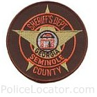 Seminole County Sheriff's Office Patch