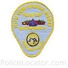 Street Marys Police Department Patch