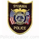 Sylvania Police Department Patch