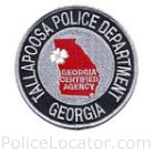 Tallapoosa Police Department Patch