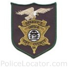 Tift County Sheriff's Office Patch