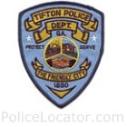 Tifton Police Department Patch