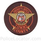 Towns County Sheriff's Office Patch