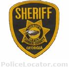 Turner County Sheriff's Office Patch