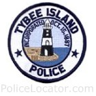 Tybee Island Police Department Patch