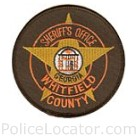 Whitfield County Sheriff's Office Patch
