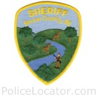 Boone County Sheriff's Office Patch