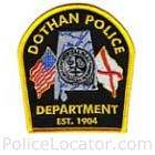 Dothan Police Department Patch