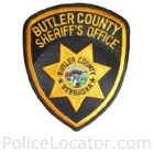 Butler County Sheriff's Office Patch