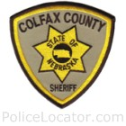 Colfax County Sheriff's Office Patch