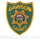Dawson County Sheriff's Office Patch