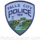 Falls City Police Department Patch