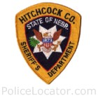 Hitchcock County Sheriff's Office Patch