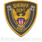 Nance County Sheriff's Office Patch