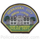 Nebraska City Police Department Patch