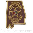 Etowah County Sheriff's Office Patch