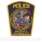 North Platte Police Department Patch