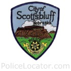 Scottsbluff Police Department Patch