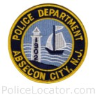 Absecon Police Department Patch
