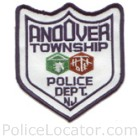 Andover Township Police Department Patch