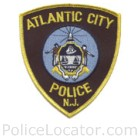 Atlantic City Police Department Patch