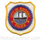 Bayonne Police Department Patch