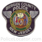 Bergen County Police Department Patch