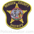 Bergen County Sheriff's Office Patch