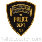 Bernardsville Police Department Patch