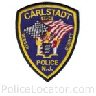 Carlstadt Police Department Patch