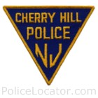 Cherry Hill Police Department Patch