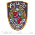Cranford Police Department Patch