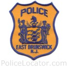 East Brunswick Police Department Patch