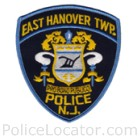 East Hanover Township Police Department Patch