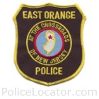 East Orange Police Department Patch
