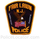 Fair Lawn Police Department Patch