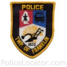 Franklin Township Police Department Patch