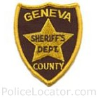 Geneva County Sheriff's Department Patch