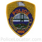 Gloucester City Police Department Patch