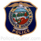 Hasbrouck Heights Police Department Patch